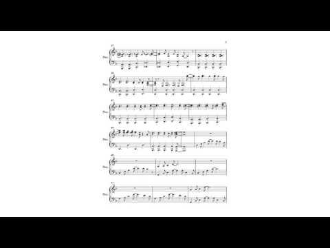 City of Stars Piano Sheet Music - La La Land