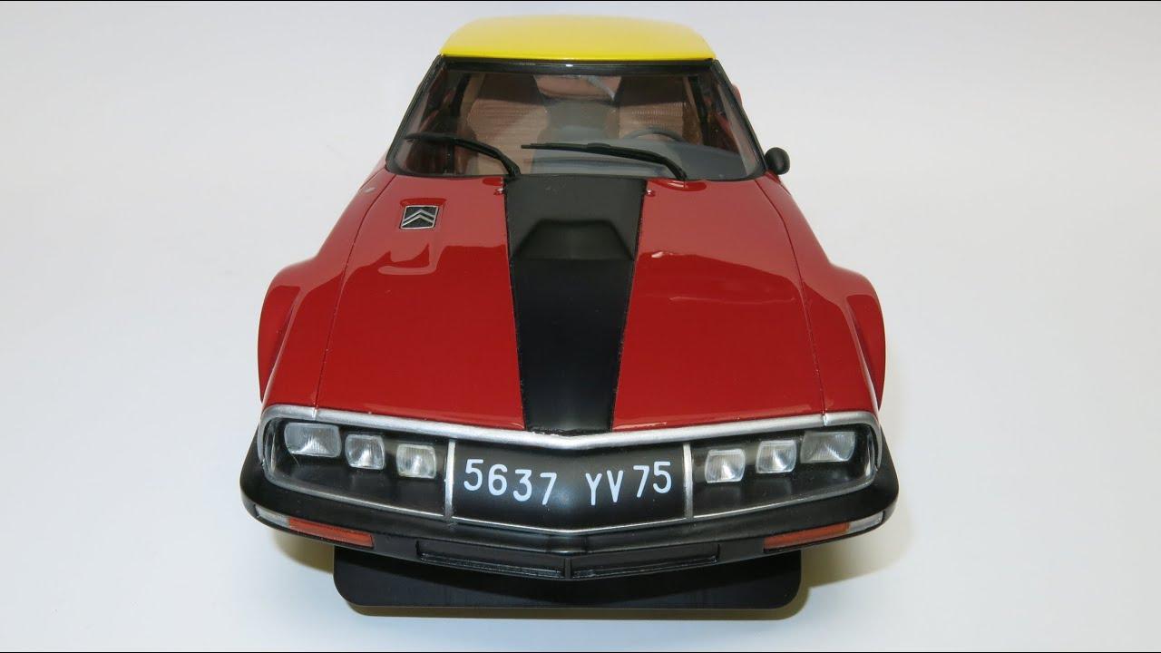 Citroën sm proto michelin │ otto mobile models