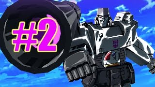 Transformers Devastation Gameplay Playthrough #2 - Protect the City (PC)