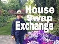 Traveling Free By House Swap around  world and pay no hotel bills.