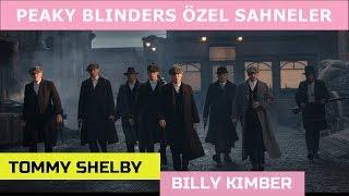 Peaky Blinders-Tommy Shelby-Bill Kimber-Özel Sahneler