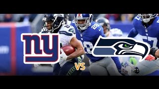 Madden NFL 07 - New York Giants vs Seattle Seahawks (Playstation 3)