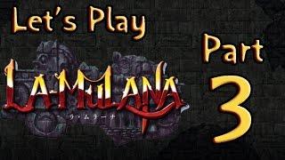 Lets Play (PL) La Mulana part 3 - Dlaczego akurat węże?