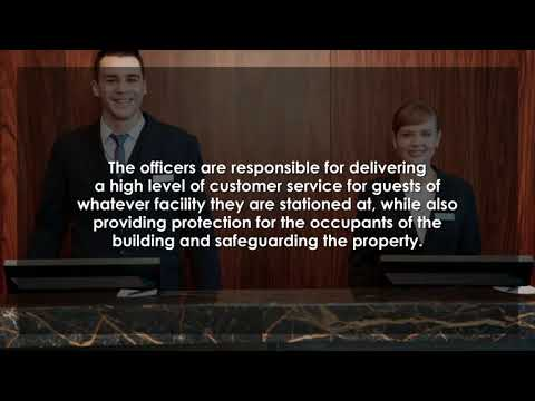 Hotel Lobby & Concierge Security Guards for Southeast Michigan | KornerSecurity.com