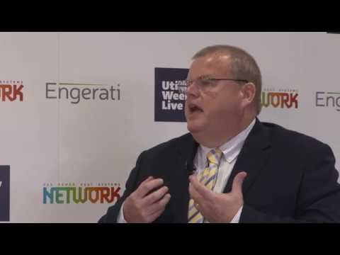 Utility Week Live 2019 – Julian Green interview