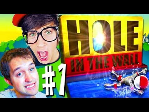 hole-in-the-wall---#1---joey-graceffa-luke-conard---xbox360-kinect