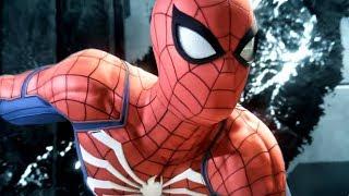 Marvel's Spider-Man – Русский Трейлер Запуска (2018)