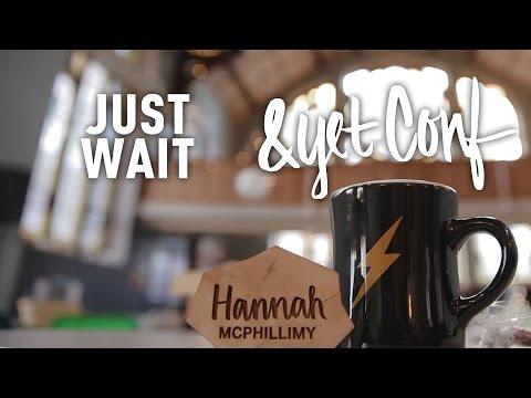 Just Wait - Hannah McPhillimy