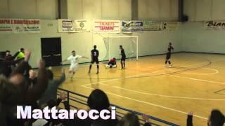 Calcio a 5, Serie C1: Ardenza Ciampino - Olimpus: 12 a 8, Highlights e interviste