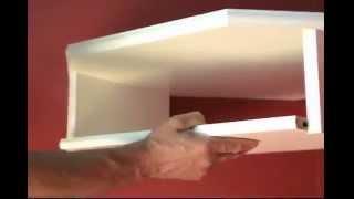 Corner Shelf Installation Video | Creative Connectors