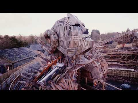 Wicker Man: Exclusive first look at Alton Towers Resort's brand new attraction!