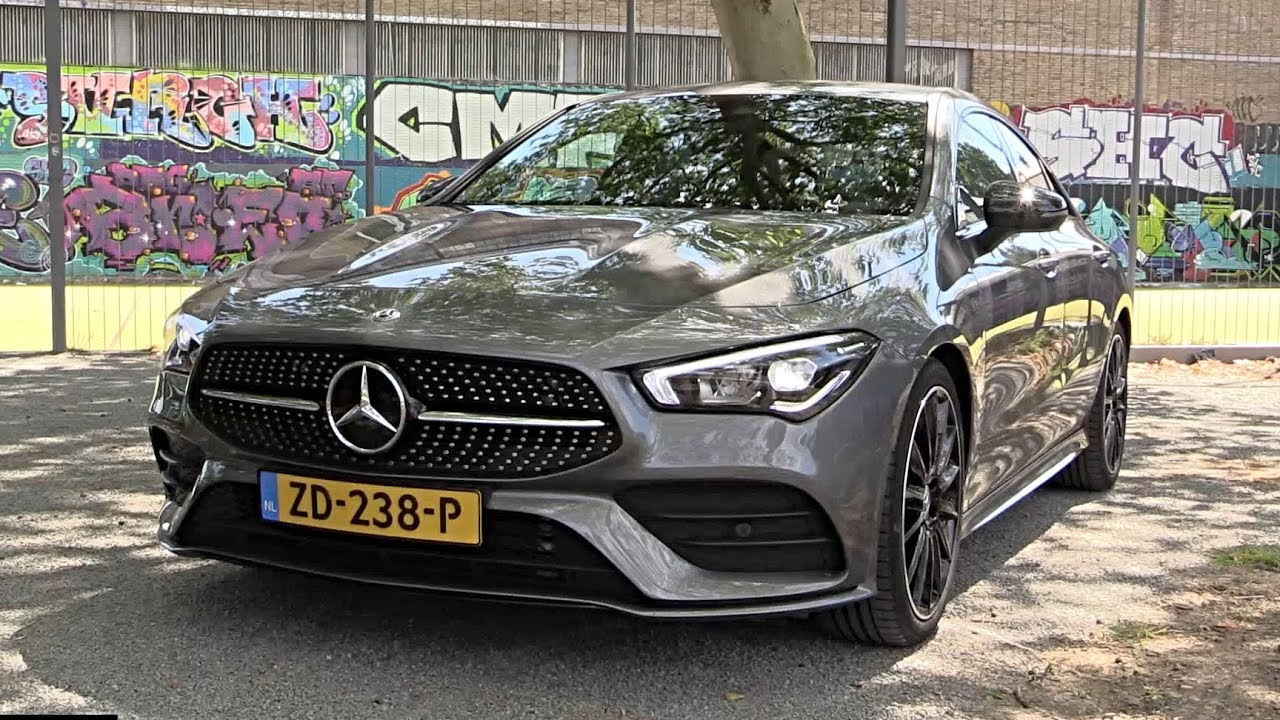 2019 2020 mercedes cla 200 amg full review interior exterior infotainment drive youtube