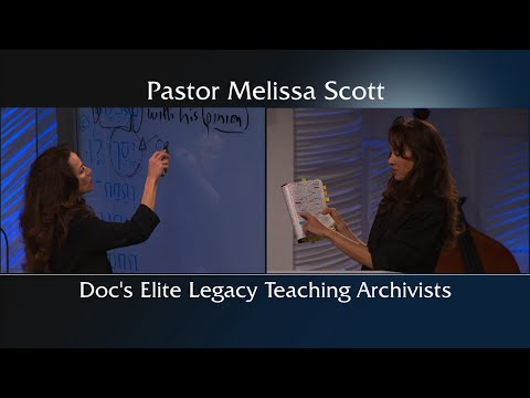Doc's Elite Legacy Teaching Archivists by Pastor Melissa Scott