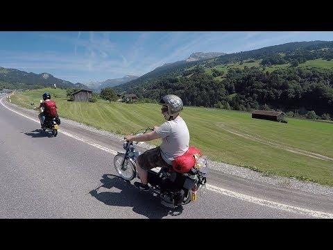 Töfflitour 2019 / 600 km / Graubünden