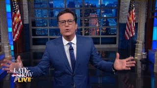 Stephen Reacts LIVE To The Third Presidential Debate by : The Late Show with Stephen Colbert