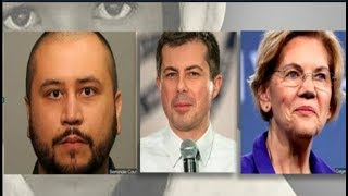 George Zimmerman sues Pete Buttigieg and Elizabeth Warren over tweets honouring Trayvon Martin