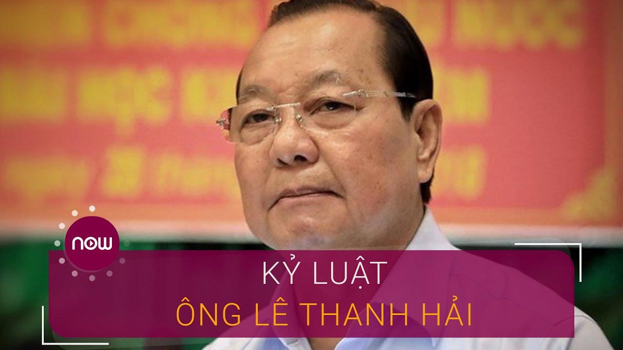 Ông Lê Thanh Hải bị cách chức nguyên Bí thư Thành ủy TP.HCM   VTC Now