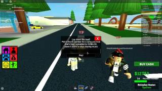 RiceGum diss on tanner fox ID for ROBLOX