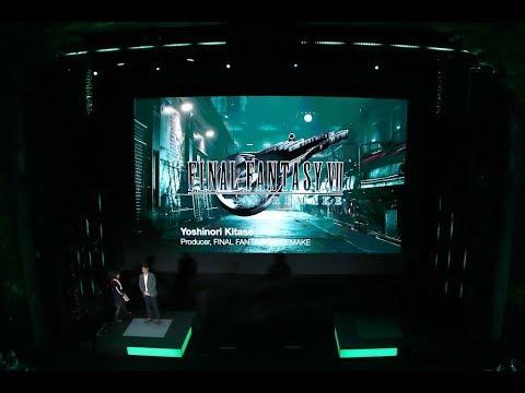 النسخة الجديدة Final Fantasy VII رسميا مارس 2020  - نشر قبل 46 دقيقة