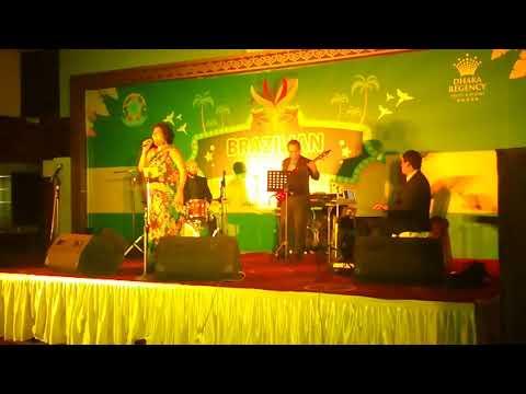 Brazilian Week at Dhaka Regency   Inauguration Ceremony   Performed By Juzz Music Indiana Nomma # 1