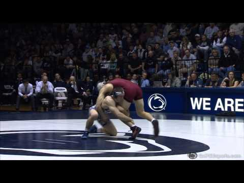 Penn State Cruises Past Lock Haven 42-3