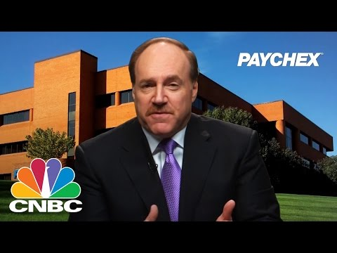 Paychex CEO: The Payroll Pulse | Mad Money | CNBC