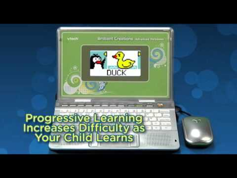 vtech brilliant creations beginner laptop manual
