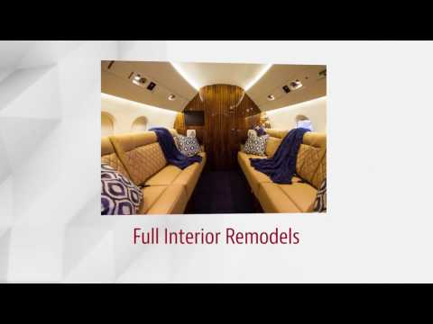 JetSet Interiors | Aircraft Interior Referral Program