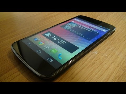 Videoreview Google Nexus 4 [HD][ESPAÑOL]