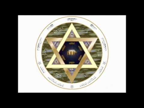 YHVH Adonai Chant With Theta wave undertones 15 min