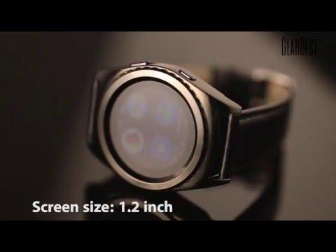 NO.1 S5 Heart Rate Monitoring Smart Watch - Gearbest.com