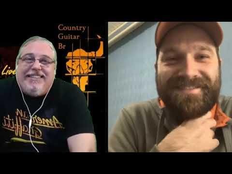Country Guitar Br Entrevista - Waguito Aleixo - 19/05/21