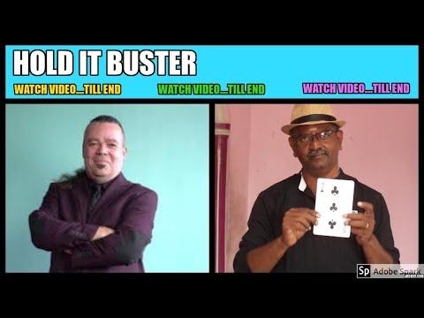 🔔MAGIC VIDEO TAMIL I📌MAGIC TRICK TAMIL I HOLD IT BUSTER
