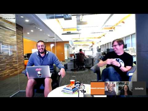 How to Choose a Business Name | GoDaddy Hangout