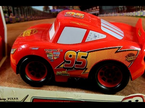 mattel cars funny talkers lightning mcqueen zabawny gadu a mcqueen ccg45 ccg46 youtube. Black Bedroom Furniture Sets. Home Design Ideas