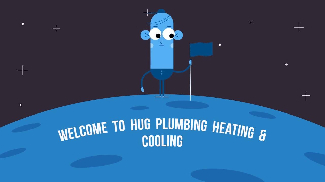 Hug Plumbing & Furnace Repair in Dixon