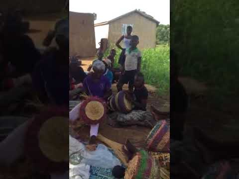 Dancing Around The African Basket Weavers
