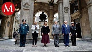 AMLO y su familia vivirán en Palacio Nacional por admiración a Juárez
