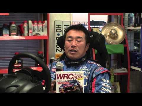 「WRC 3 FIA ワールドラリーチャンピオンシップ」スペシャルムービー