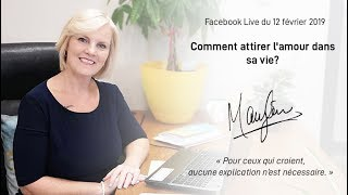 #45 FB live :  Comment attirer l'amour?