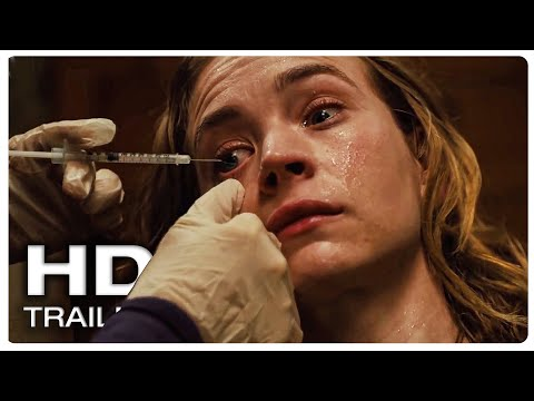 BOOKS OF BLOOD Official Trailer #1 (NEW 2020) Britt Robertson Horror Movie HD
