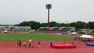 開催地:正田醤油スタジアム 1.中本茜音 2分31秒79 2.石巻諒子 2分32秒55...