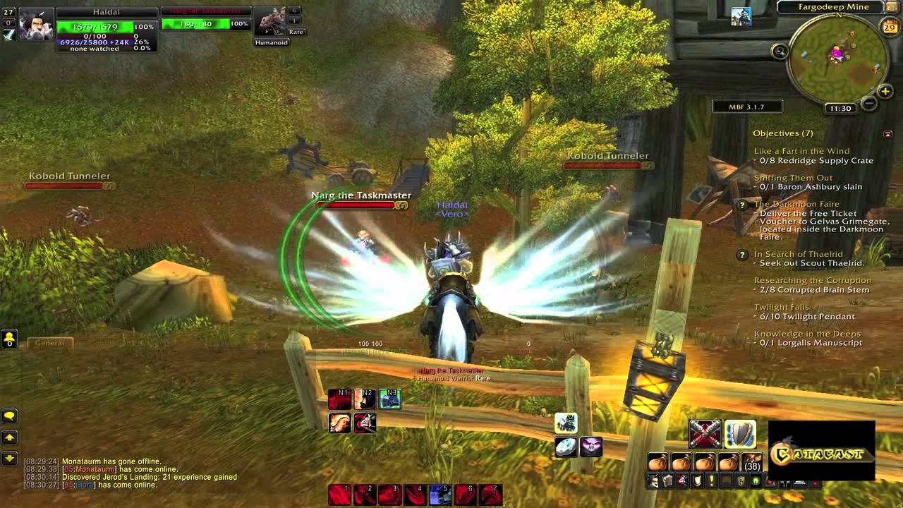 Helpful Addons for WoW Episode 3: GatherMate2 and GatherMate2_Data