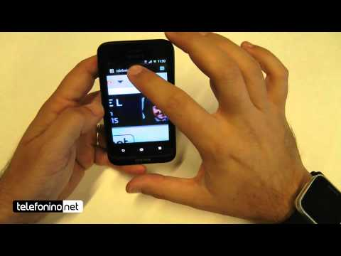 Sony Xperia Tipo videopreview da Telefonino.net