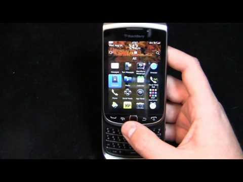 BlackBerry Torch 9810 Review Part 1