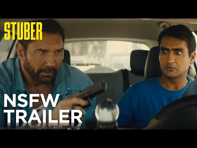 Stuber | Red Band Trailer | 20th Century FOX