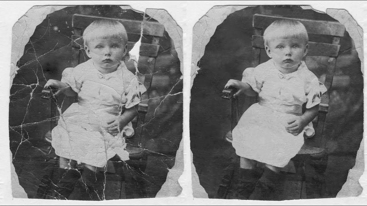 Реставрация старинных фотографий в москве