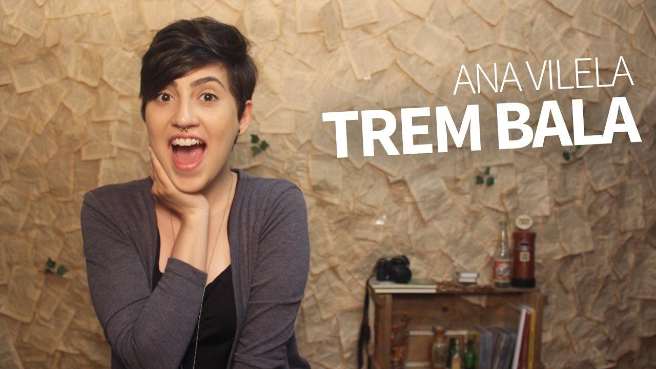 Trem Bala (Ana Vilela) | Joana Castanheira Cover Acústico