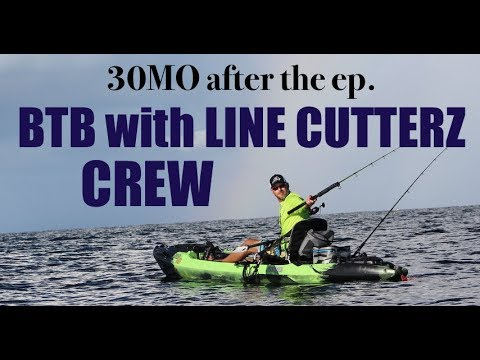 """After the Episode - offshore fishing with Line Cutterz """"REVENGE OF REMORA"""""""