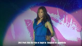 Video 062913 Park Shin Hye Kiss of Angel Fanmeet in Bangkok: Sexy dance download MP3, 3GP, MP4, WEBM, AVI, FLV Juni 2018